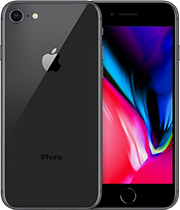 iPhone 8 Space Gray